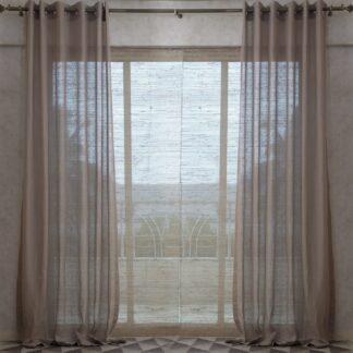 Linen Gauze Curtains
