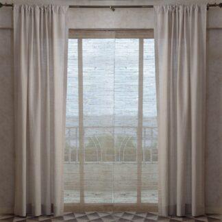 Linen Cotton Curtains